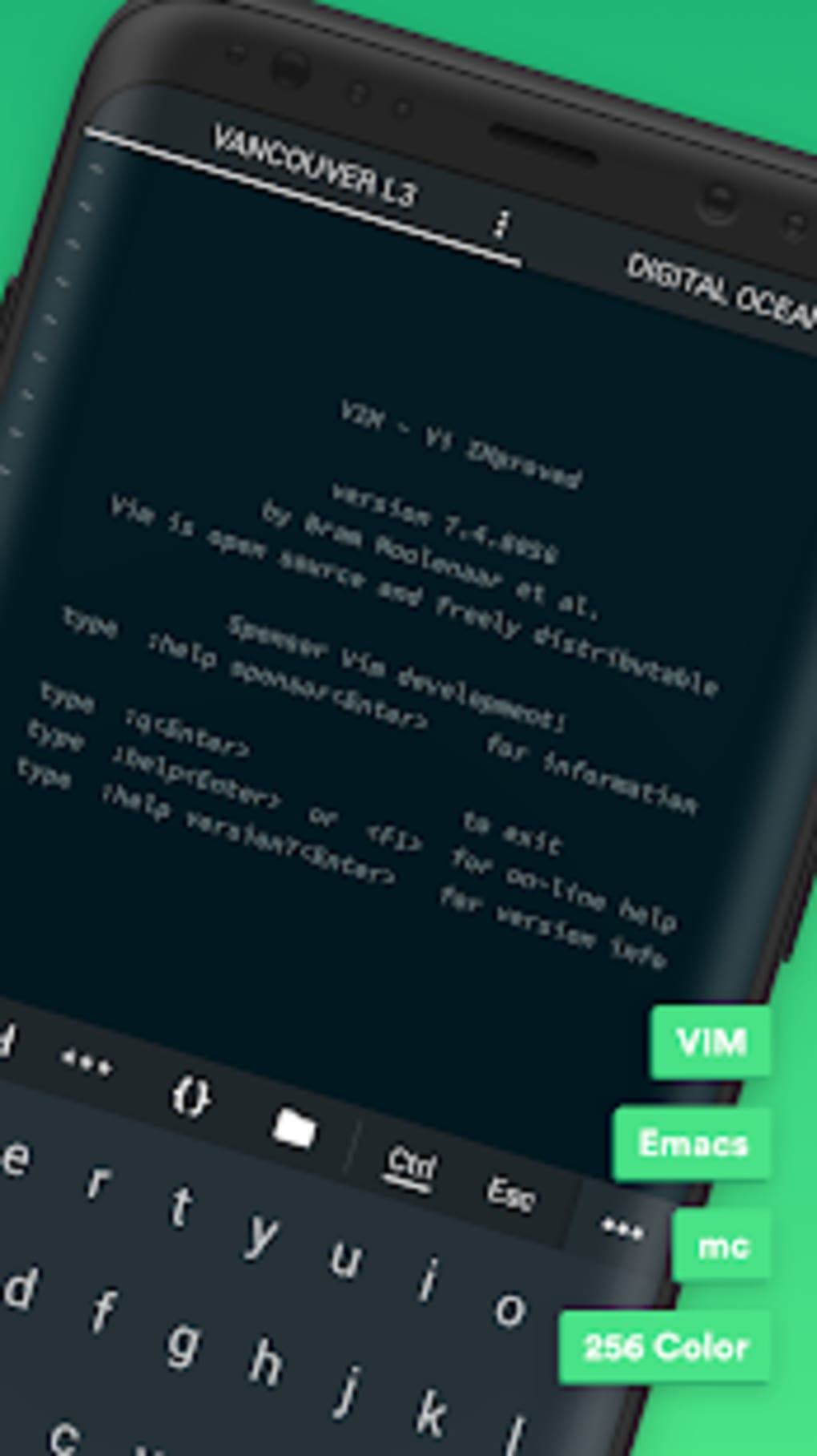 Termius SSH Mosh and Telnet client for Android - Download