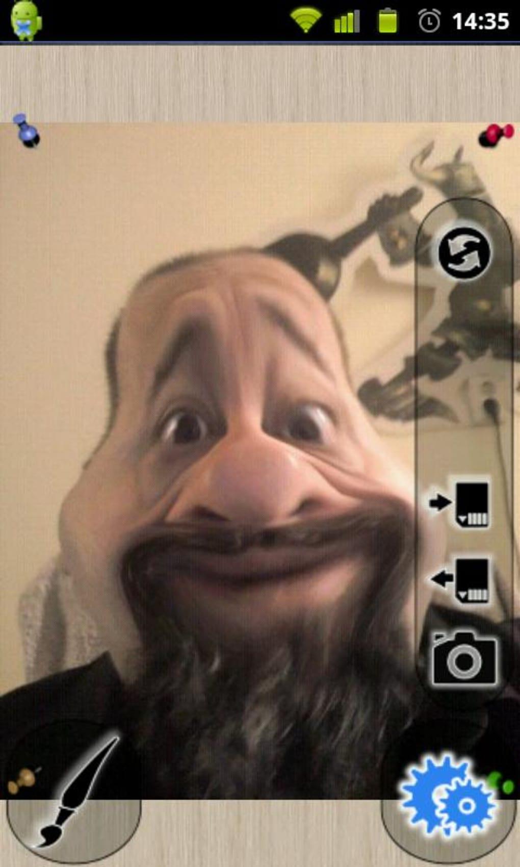 Photo warp android download