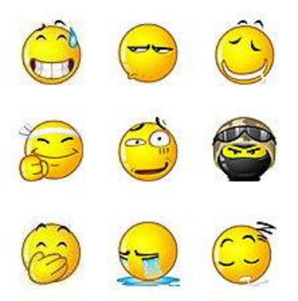 Msn display pictures emoticons M