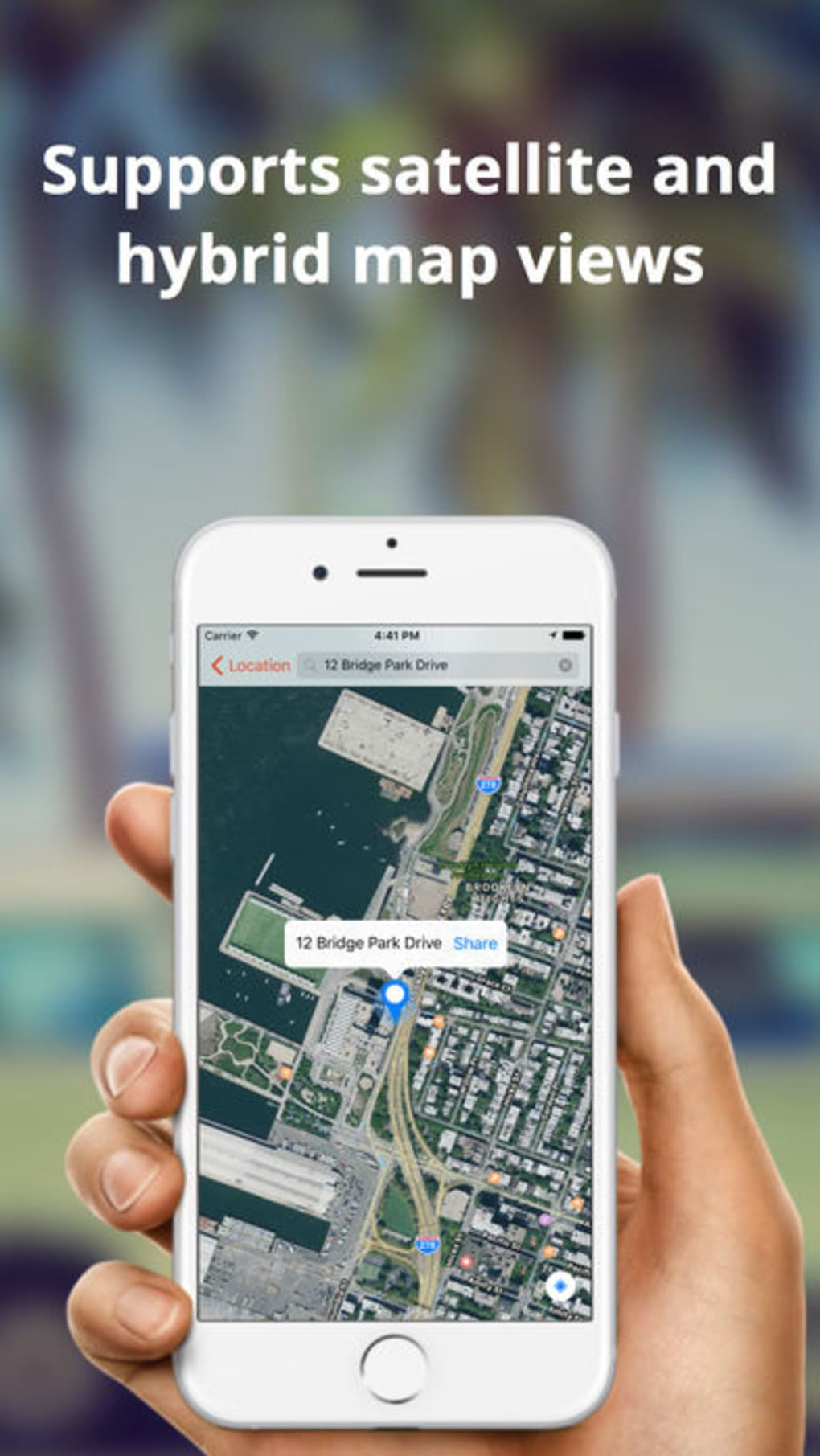Fake GPS location - Spoofer Go for iPhone - Download