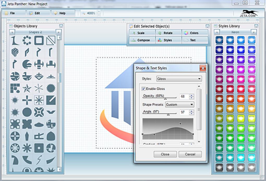 Free logo design software free