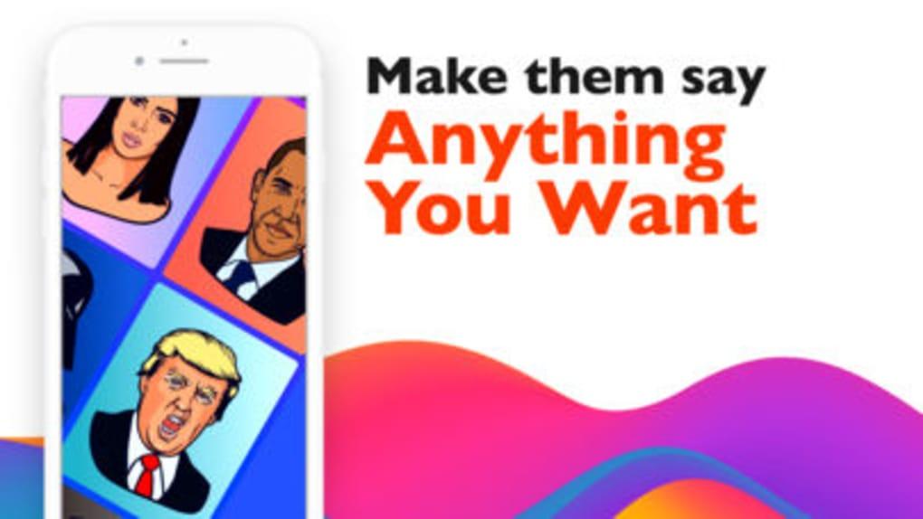 Celebrity Voice Changer Prankz for iPhone - Download
