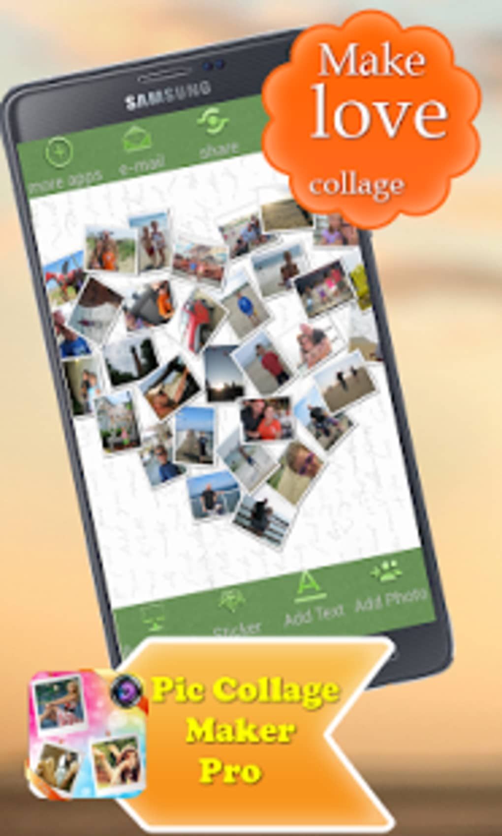 Apps to make a photo collage