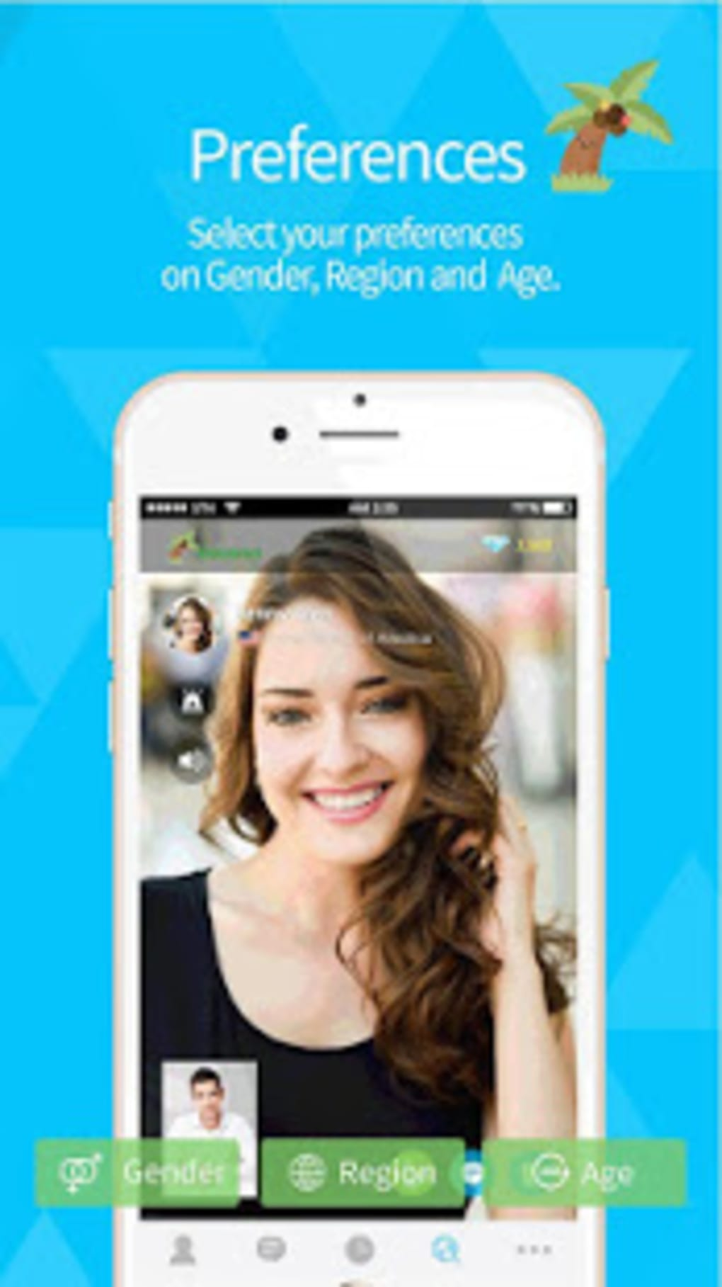 Online facetime chat
