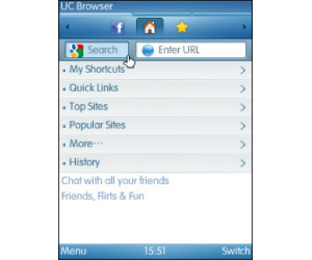 UC Browser for Java - Download