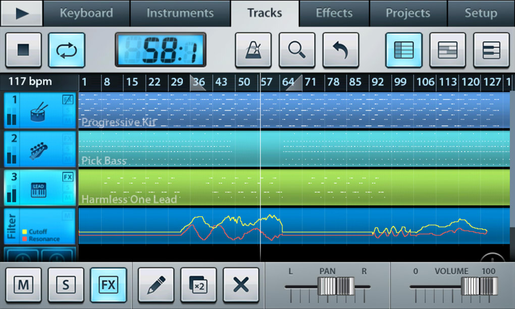 fl studio for android latest version