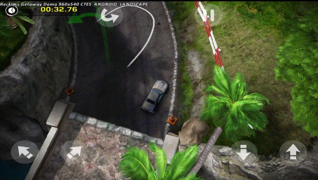 Reckless racing 2 андроид игры