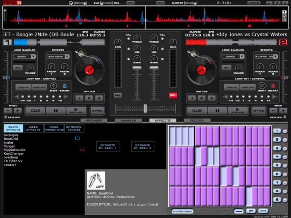 virtual dj 7 crack скачать