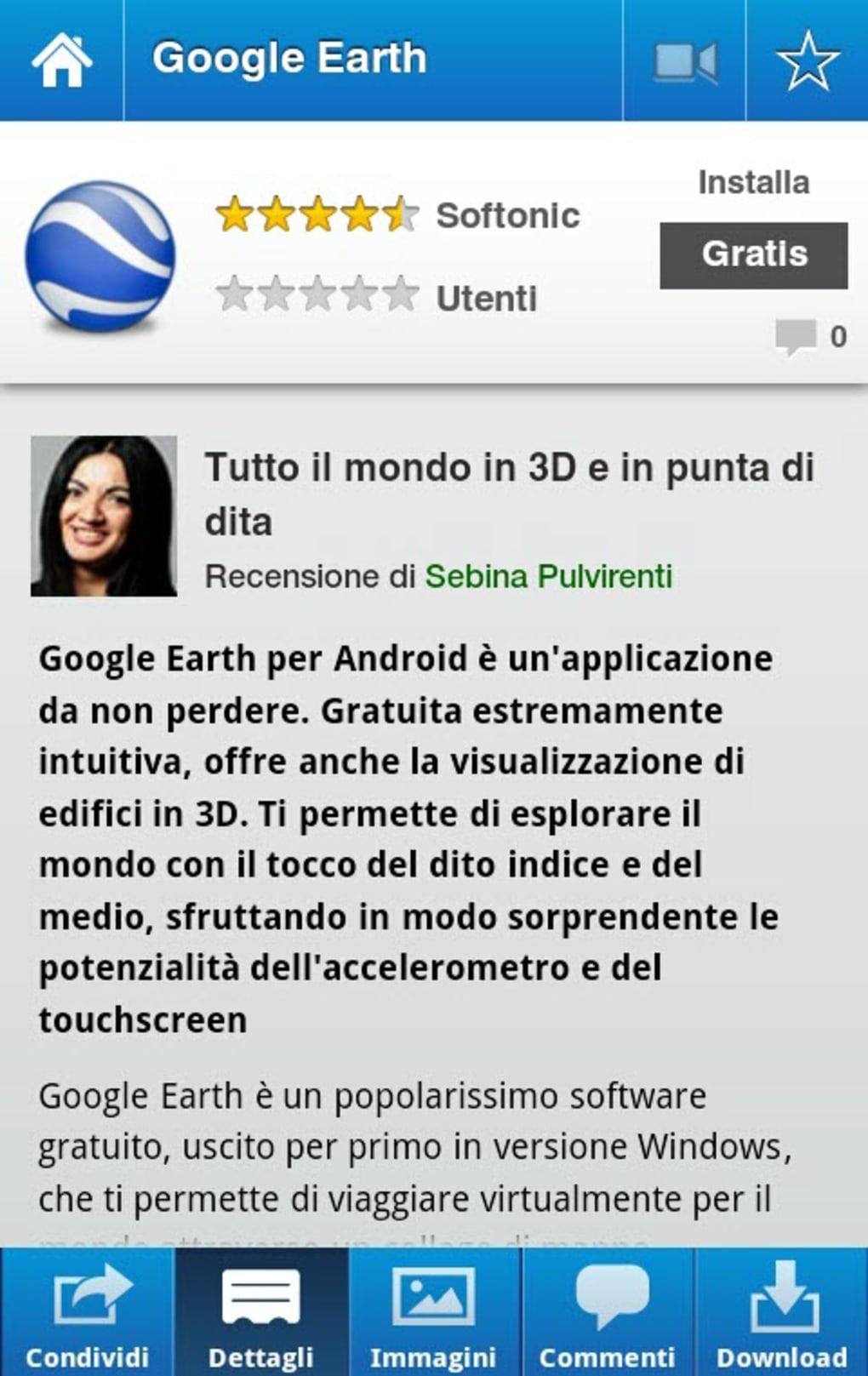 Condividere foto su facebook da android 13