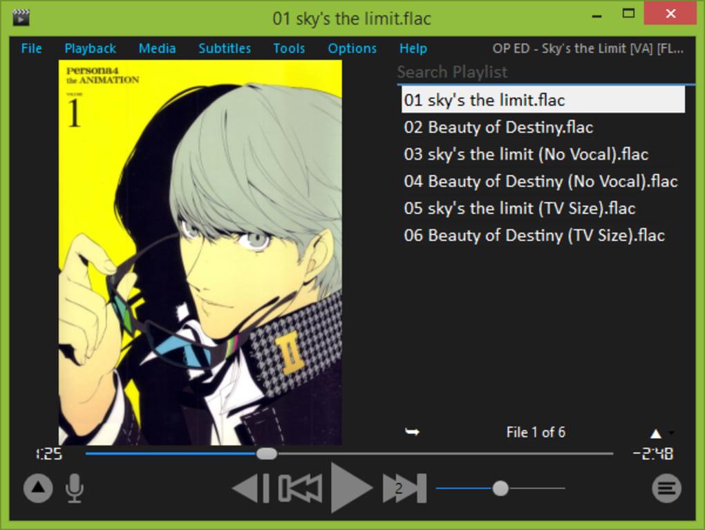 Baka MPlayer - Download