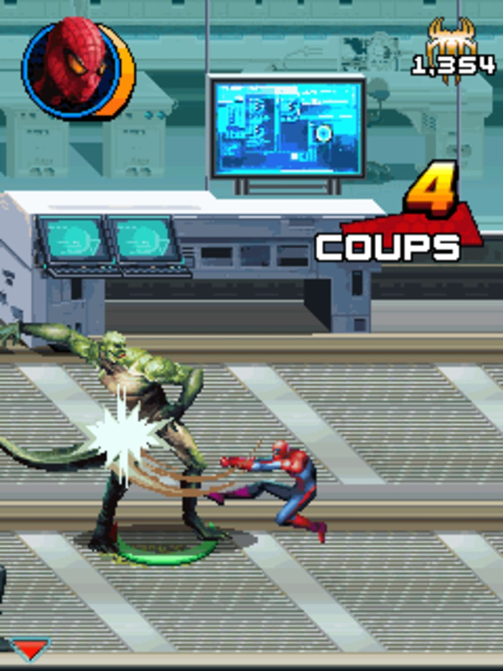 The Amazing Spider-Man for BlackBerry - Download
