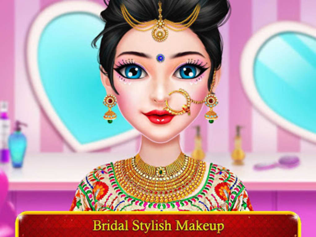 Royal Indian Wedding Ceremony and Makeover Salon for Android