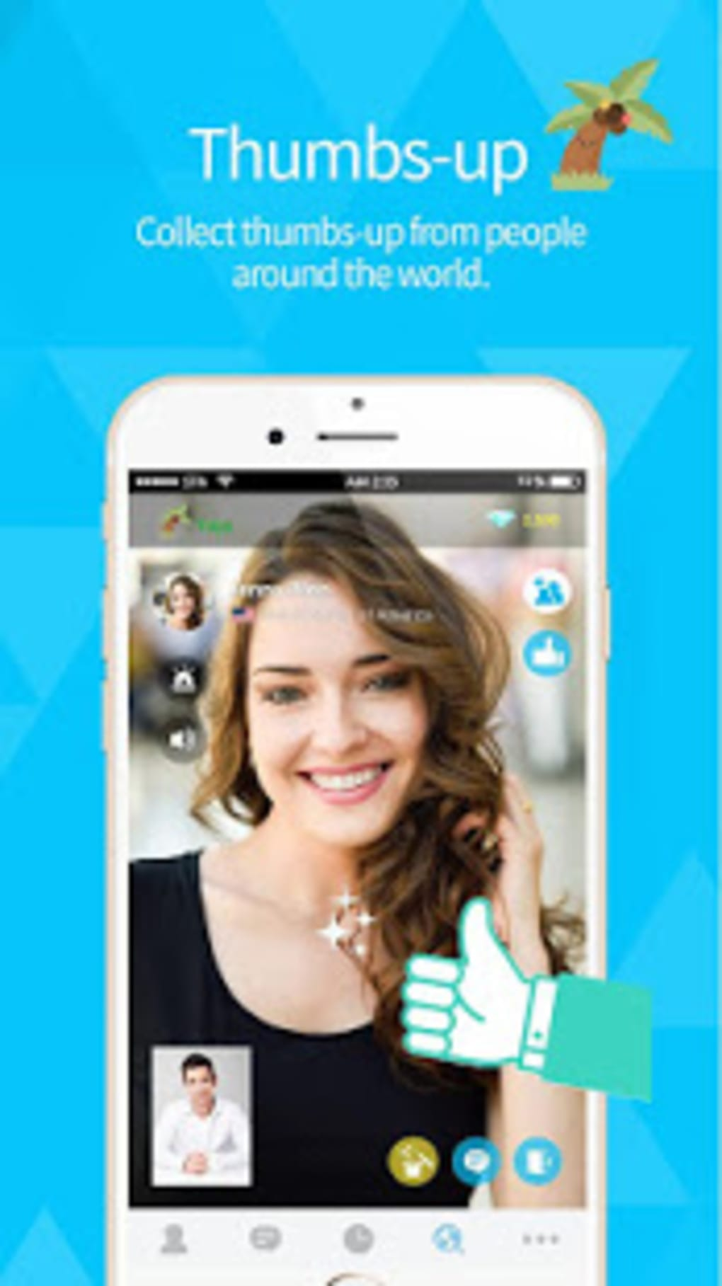 Online video chat android