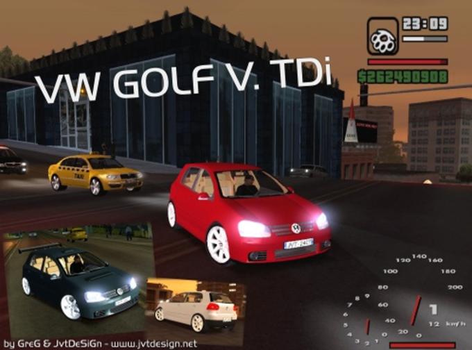 GTA San Andreas Car Pack - Download