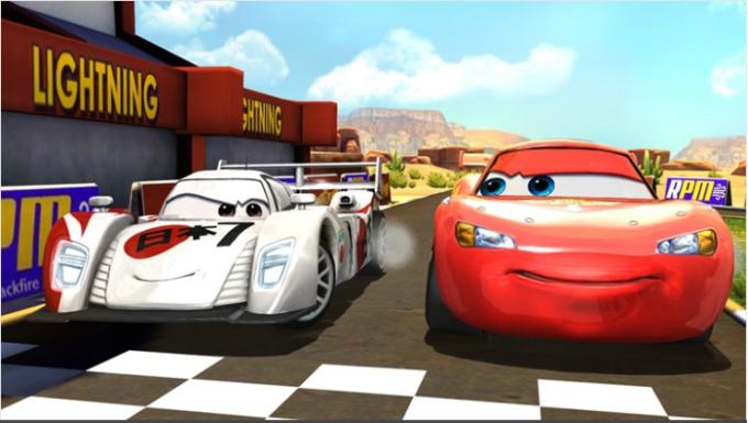 Cars: Fast as Lightning for Windows 10