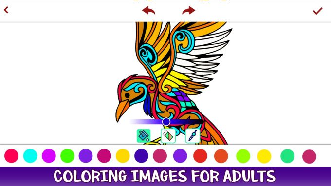 Tattoo Coloring Book Pages - Adult Coloring Book