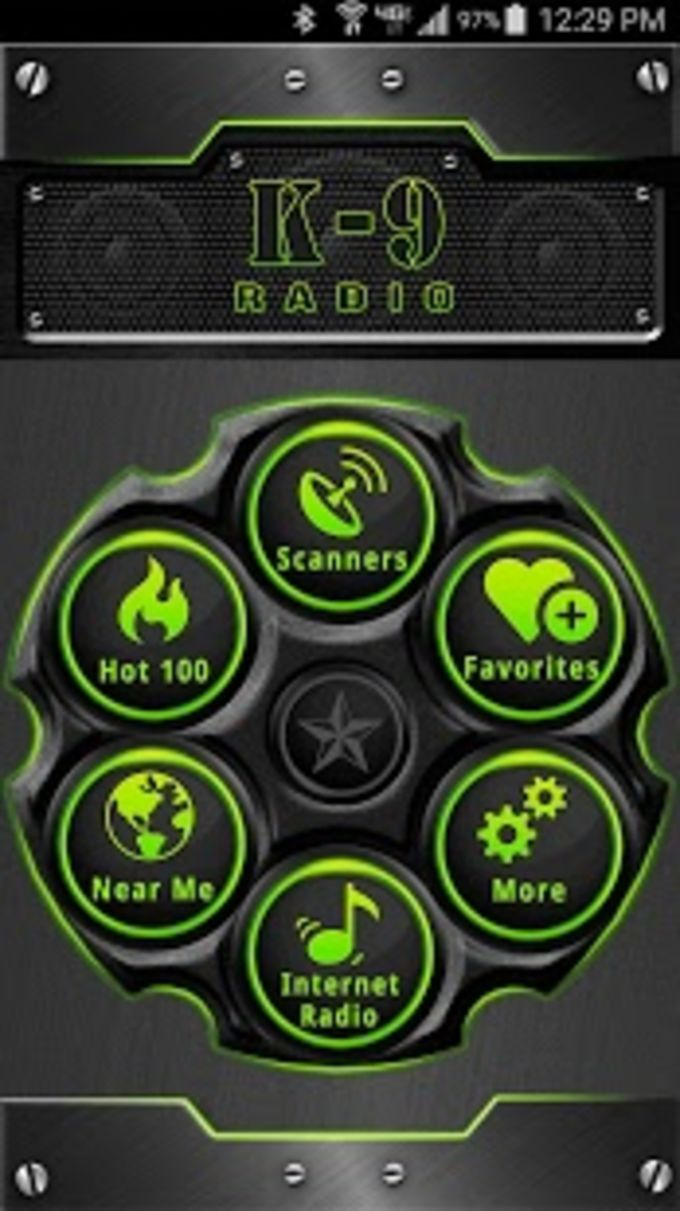 K9 Radio PRO Police Scanner for Android - Download