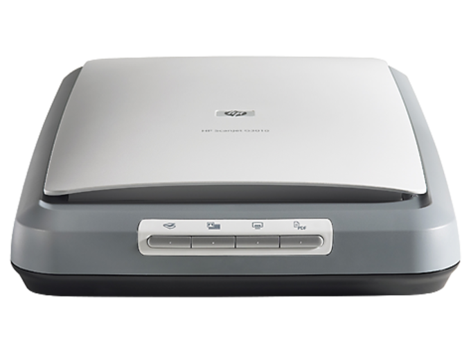 HP Scanjet G3010 Photo Scanner drivers