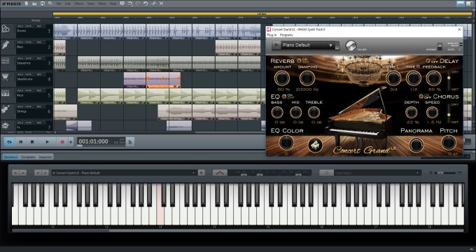Music Maker Plus Windows Store Edition