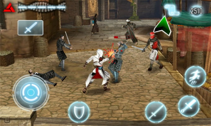 Assassin's Creed Altaïr's Chronicles HD