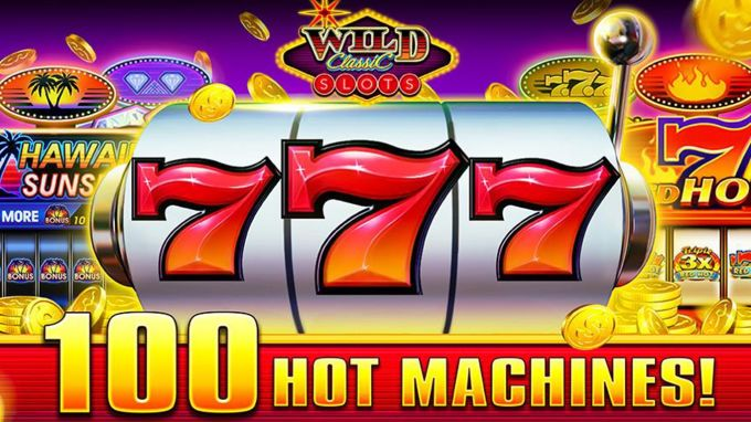 Slot Machine: Wild West