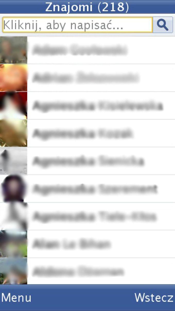 Facebook na każdy telefon