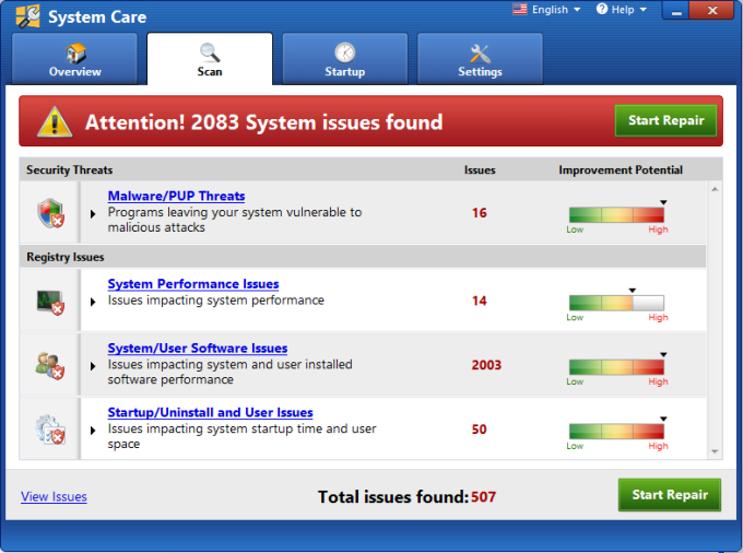 System Care