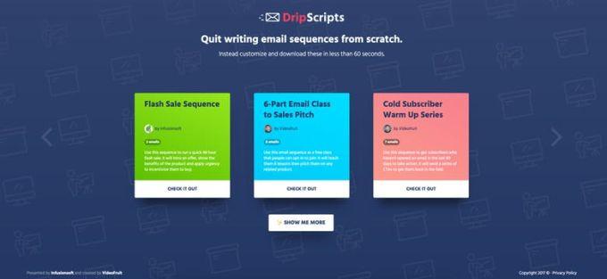 Drip Scripts