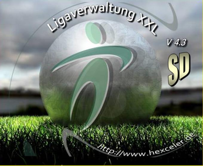 Ligaverwaltung XXL 2018/2019 für Excel