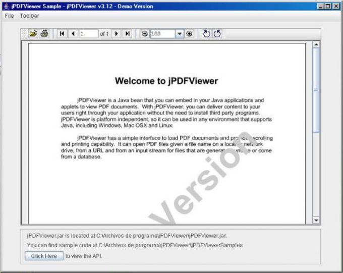 jPDFViewer