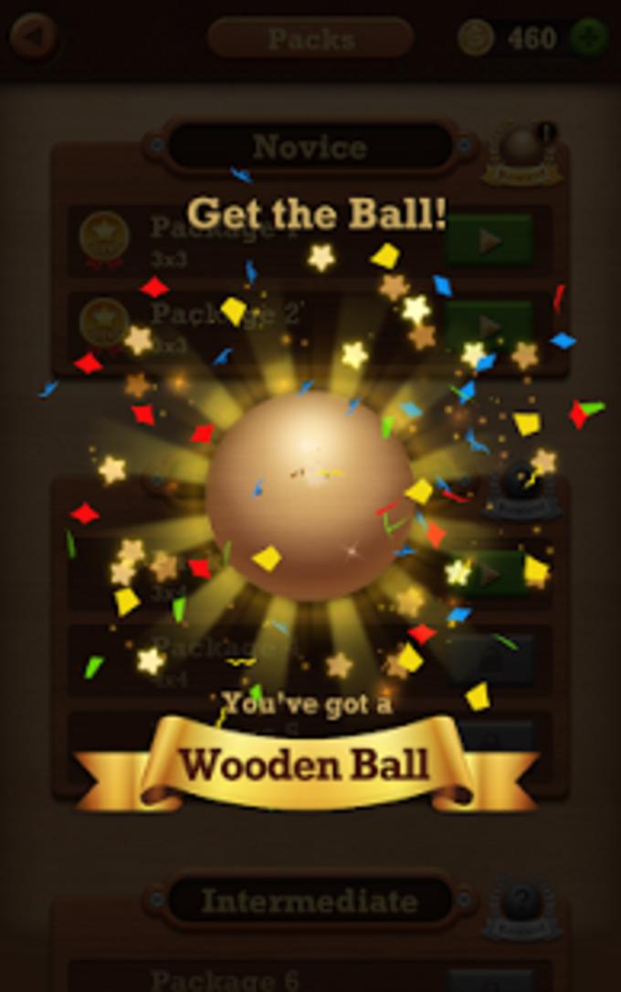 Roll the Ball Hidden Path