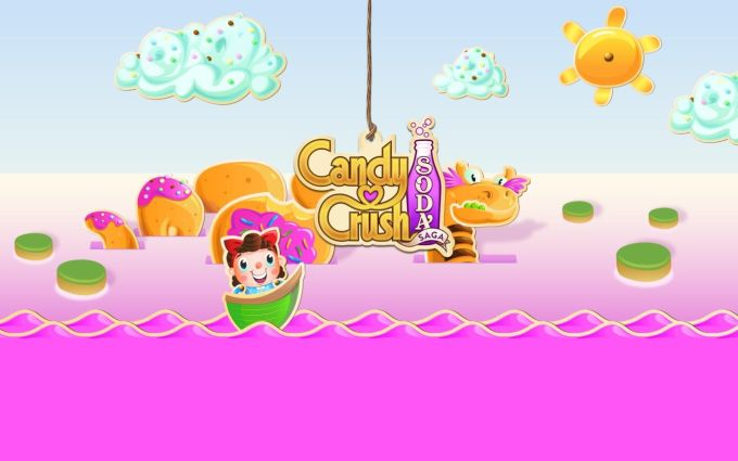 Candy Crush Wallpapers