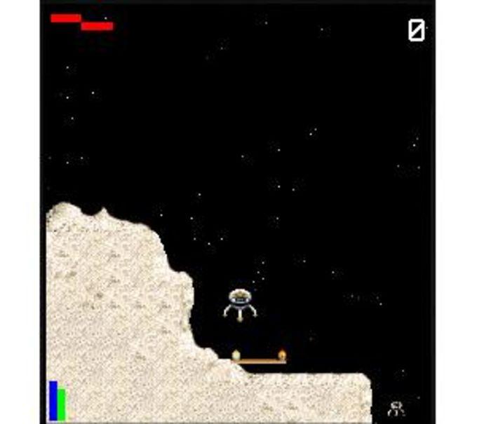 Alien Lander