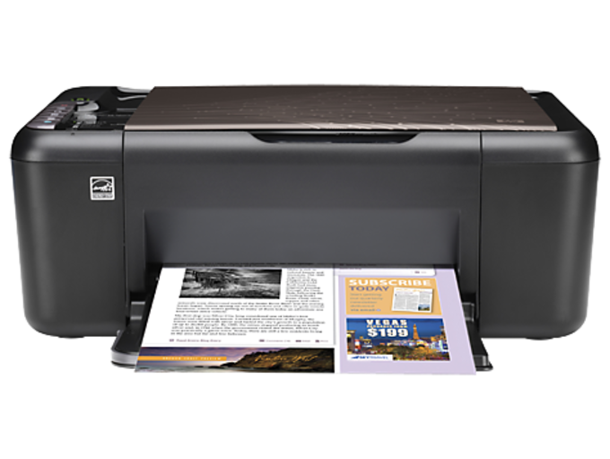 HP Deskjet Ink Advantage All-in-One Printer - K209a drivers