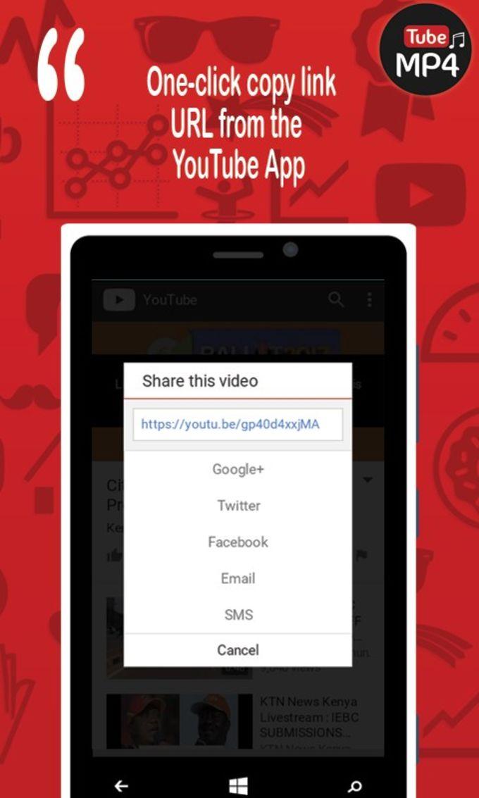 TubeMP3 - Convert Videos to MP3