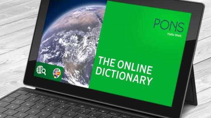 Traduttore PONS online