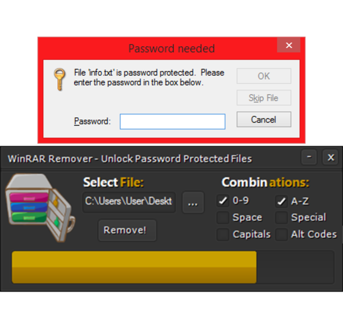 WinRAR Remover