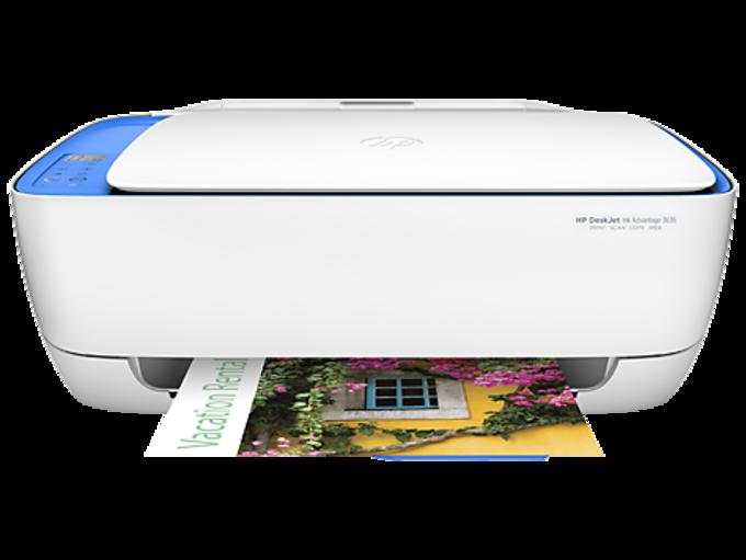 HP DeskJet Ink Advantage 3636 Printer drivers