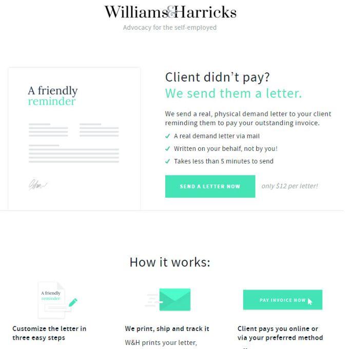 Williams & Harricks