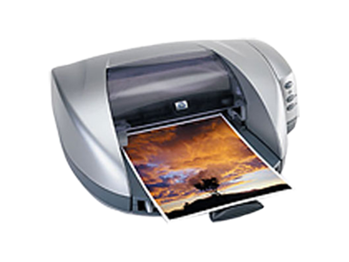 HP Deskjet 5550 Color Inkjet Printer drivers