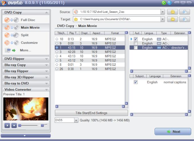 dvdfab video converter скачать