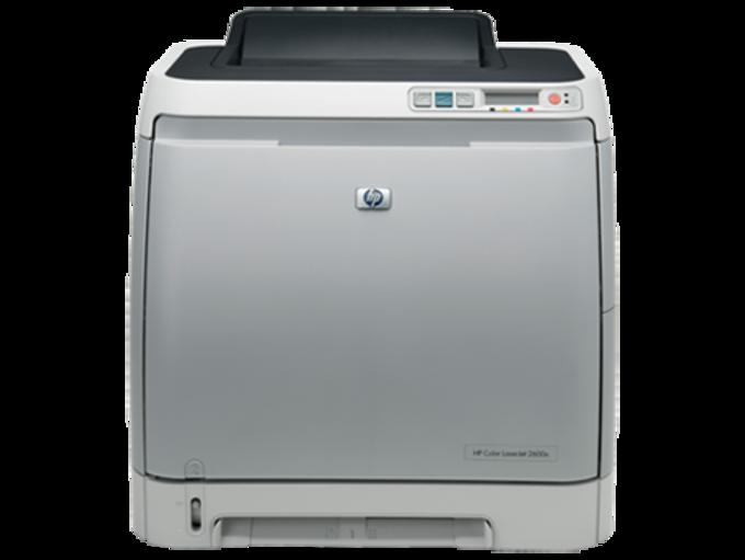 HP Color LaserJet 2600n Printer drivers