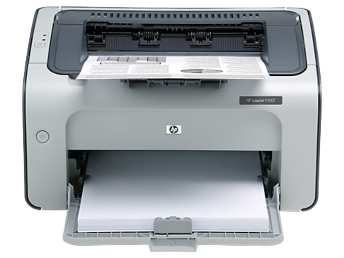 HP LaserJet P1007 Printer drivers