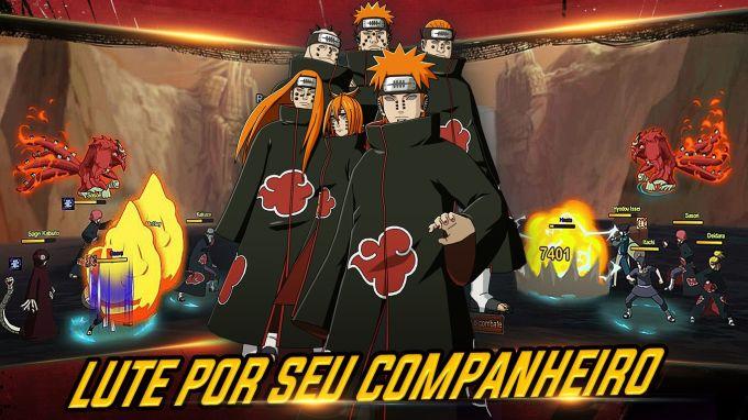 Naruto:Chakra Flow