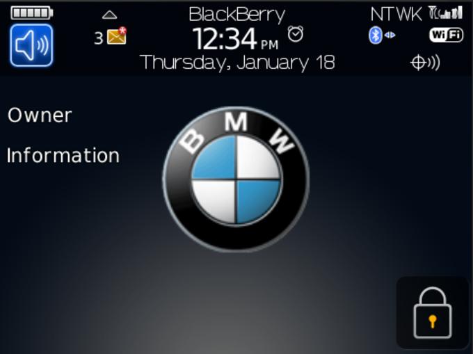 Thème BMW M3