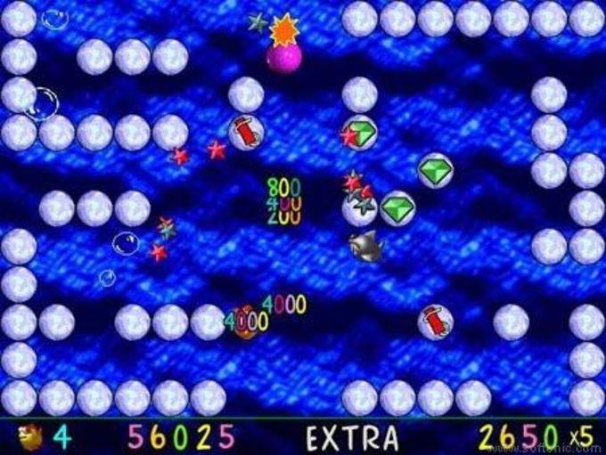Bubble Trouble X