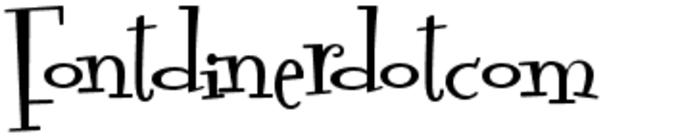 Fontdinerdotcom Font
