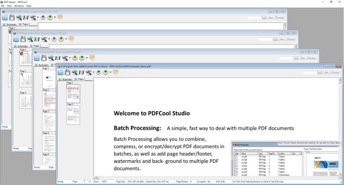 BMP to PDF Convert - PDFCool