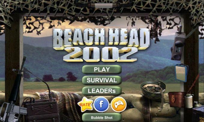 Beach Head 2017