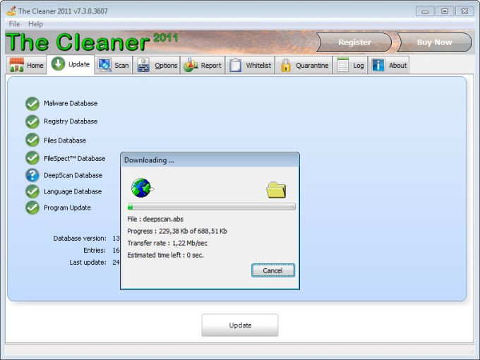 The Cleaner 2011